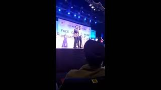 Ajaz Khan Fun time at Zen Asia Foundation || Face & Designer of the year 2017 ||
