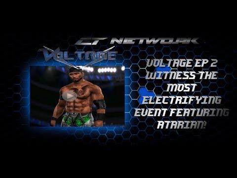 02. CTO Voltage, June 25, 2017  | Week 2  |  WWE 2K17  | Road To Slam Impact