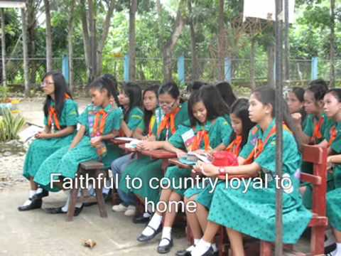 Girl Scouts of the Philippines Girl Scouts Together