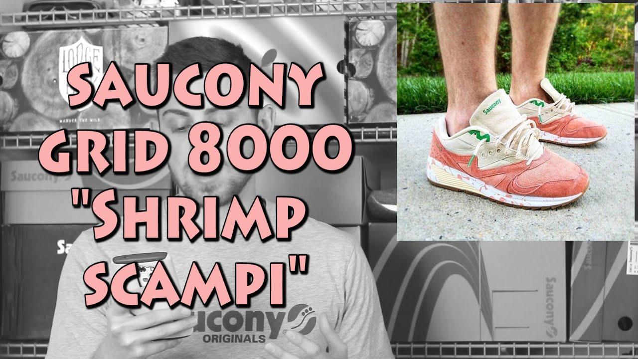 Saucony Shrimp Scampi