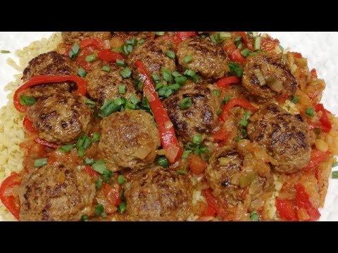 boulettes-de-bŒuf-aux-blÉs-facile-(cuisine-rapide)
