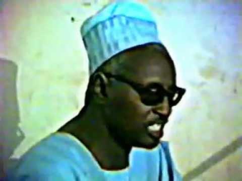 Modibbo Abdourahman Nassourou