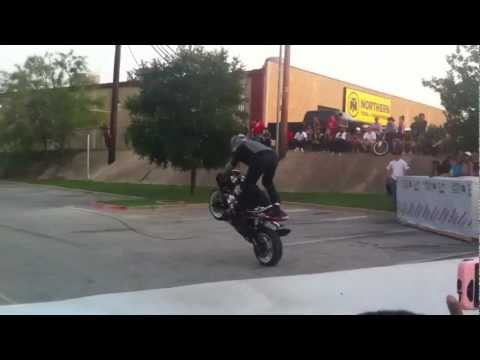 Stunting:  Rodney Sargent and Jesse Toler Tear It Up!