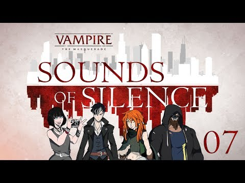 Sounds of Silence Roll4It #07 - BOOK OF THE GRAVE WAR - Vampire the Masquerade 5th Edition