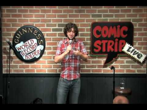 Lee Camp on our loss of privacy (live at the Comic Strip NYC)