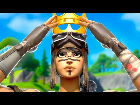 I STREAM SNIPED FASHION SHOWS ONLY USING RENEGADE RAIDER!!