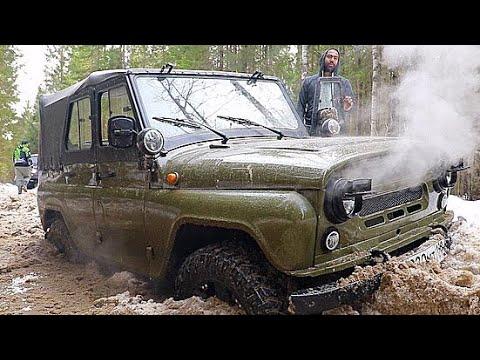 Это был новый УАЗ за 630 тысяч рублей!!
