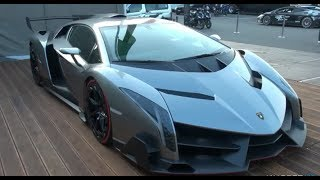 Lamborghini Veneno SOUND   Start Up and REVS!! Thumbnail