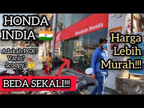 HONDA DI INDIA=BEDA SEKALI DGN INDONESIA, MODEL UNIK \u0026 LEBIH MURAH??? 😳🛵🏍️🇮🇳🇮🇩 (2021)