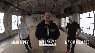 MAXIM HABANEC vs. MARTIN PEK - GAME OF SKATE