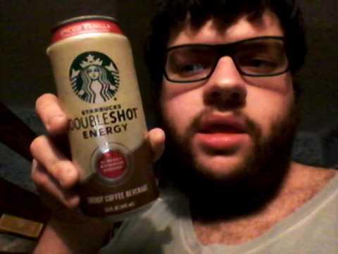 Deadcarpet Energy Drink Reviews - Spiced Vanilla Starbucks Doubleshot Energy Drink