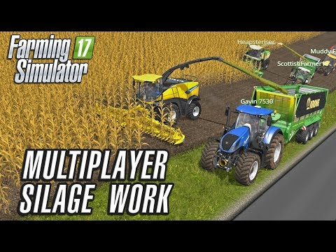MULTIPLAYER FICHTELBERG | Farming Simulator 2017 | Ep2 (POWER CUT!)