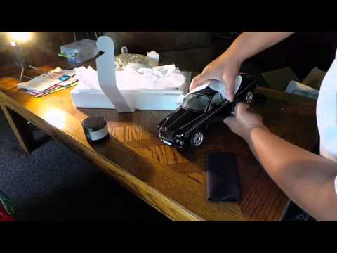 My Third Unboxing   1:18 Scale Rolls-Royce Phantom from Kyosho