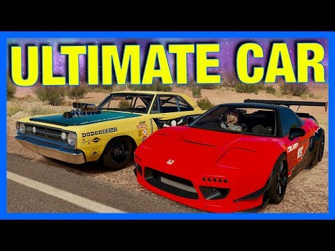 Forza Horizon 3 Online : THE ULTIMATE CAR CHALLENGE!!