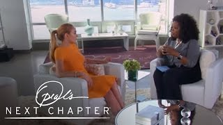 "Video Oprah to Lindsay Lohan: ""Are You an Addict?"" 