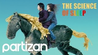 THE SCIENCE OF SLEEP - Official Trailer - directed by Michel GONDRY (2006)