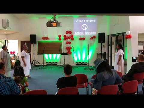 Pf- I Have Seen The Downfall Of Satan By Mafutaga Tinā Inspired Faith Fellowship Church Dunedin, NZ.