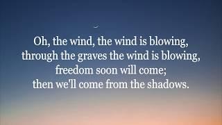 Leonard Cohen - The Partisan (Lyrics)