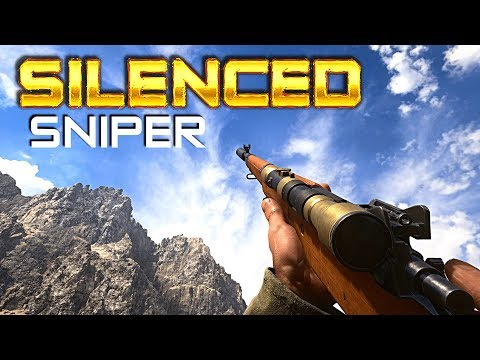 The New SILENCED Sniper..
