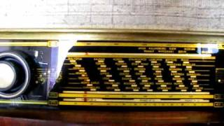 Stare radio lampowe Stolica