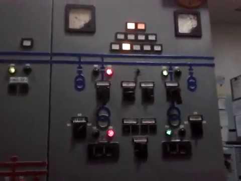 Как выглядит пульт тяговой подстанции?