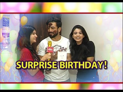 Tanvi Dogra & Bhavika Sharma's BIRTHDAY SURPRISE For Dishank Arora!