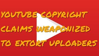 Gambar cover YouTube Is Broken: Copyright Claim System Abused In Extortion Attempt