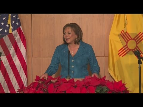 Governor Susana Martinez Inaugural Address