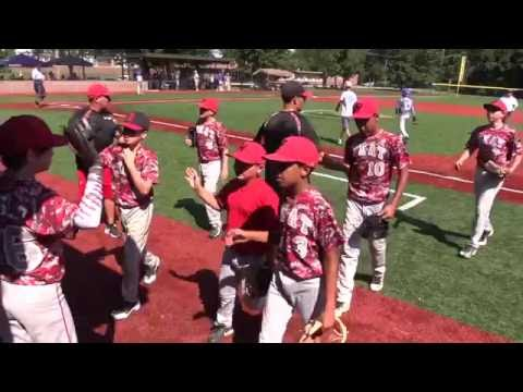 New York Heat Baseball 12U vs Mid Shore Wolfpack @ the Ripken Experieince in Aberdeen, Maryland