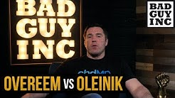 My experience with Aleksei Oleinik and other stories from Bodog.