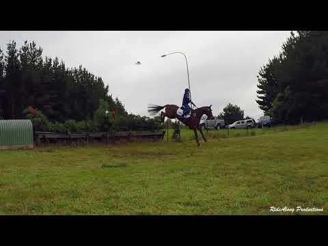 Rider 28 Kate Bailey Riding ACACIA RIDGE BEAU DANCER CNC* Mount Gambier Horse Trails 2017