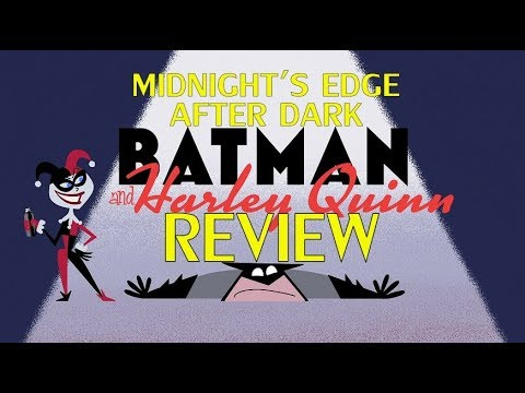 Batman and Harley Quinn (2017) Review-Midnight's Edge After Dark