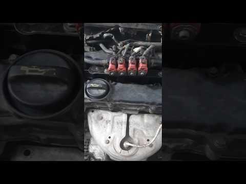Citroen c4 Motor itici sesi