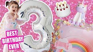 ❥ 752 - HAPPY BIRTHDAY MILA ! 🎂 | Milababychou Vlog