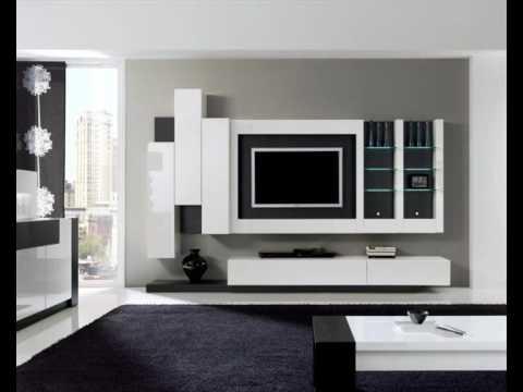 Salones modernos mobles salvany132 youtube for Muebles para tv modernos dormitorio