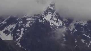 Shiv Parvati Darshan at KInner Kailash Parvat Himachal Pradesh
