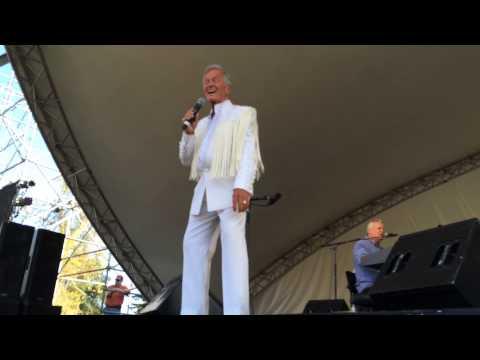 Pat Boone  singing:  Aint That A Shame