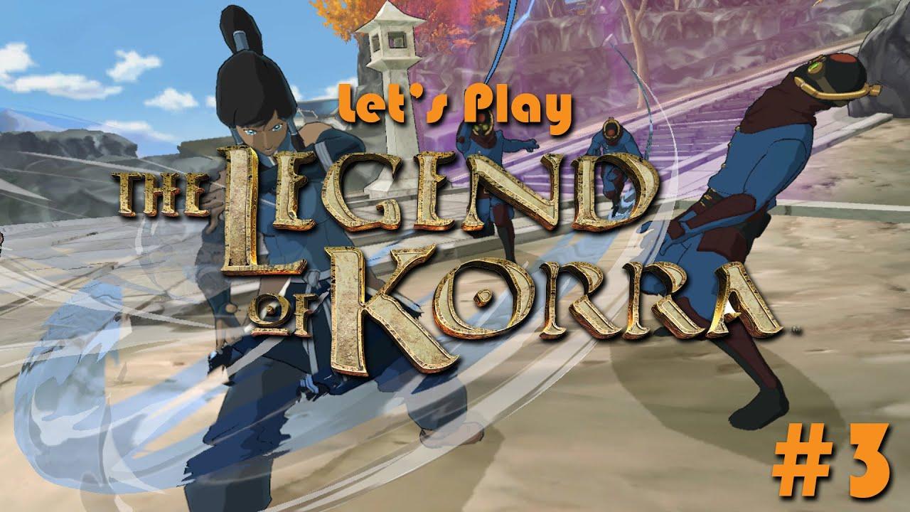 Download Let's Play Legend of Korra Episode 3 (Season 1)