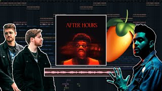 How to Make Dark, Ambient Samples for The Weeknd | FL Studio 20