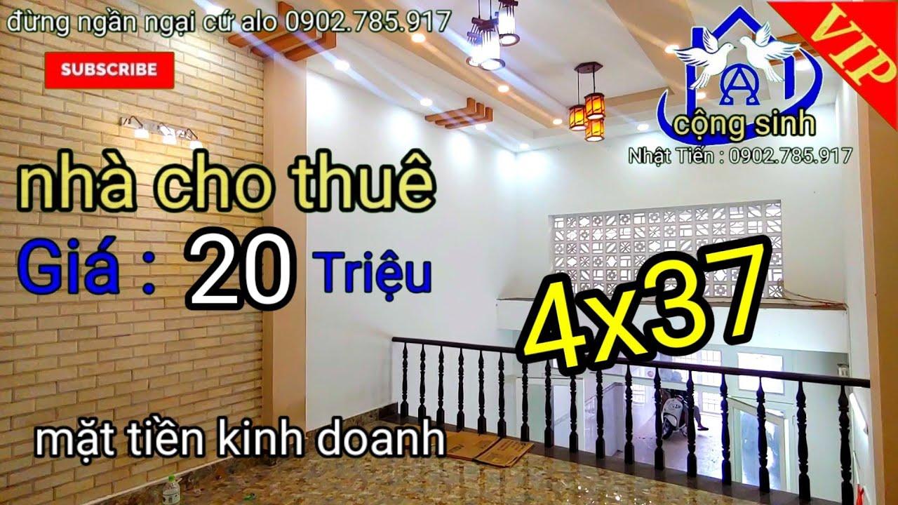 image cho thuê nhà mặt tiền kinh doanh Bình Tân 4x37 m 4 tấm . CỘNG SINH LAND