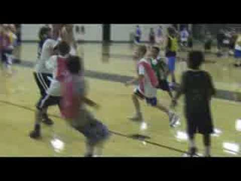 B.Yang @ Hoops Elite Basketball Camp