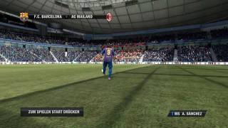 Fifa 12 [Demo] ~ FC Barcelona - AC Mailand | Gameplay ~ True Full HD [1080p]
