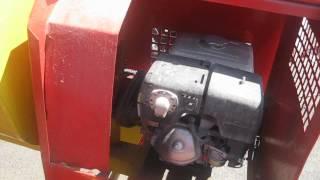 i 35 muller 12 foot gas powered mortar mixer with honda gx240 engine
