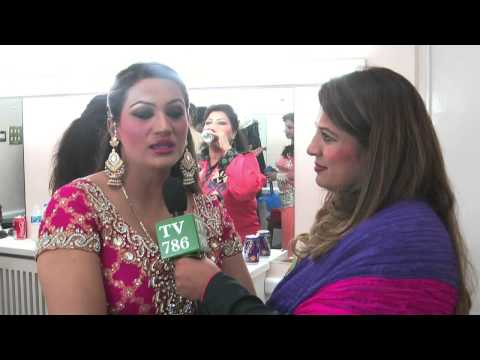 Thumbnail: Saima Khan's Exclusive Interview for TV786