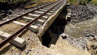 The Environmental Challenges Faced by Ecuador's Train System