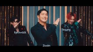 [MV with names] Super Junior 슈퍼 주니어 ' House Party '