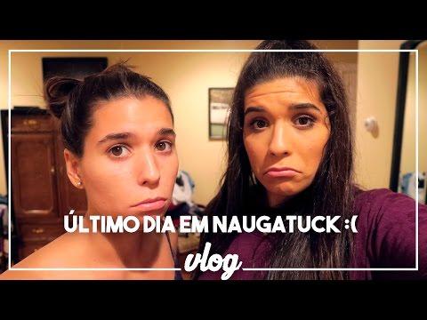 Último dia em Naugatuck :( // Vlog #13