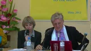 Роберт Турман. Тибет и Монголия: духовные уроки