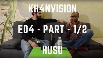 Kh4nVision - E04 Osa 1/2 - Husu - Politiikka, Suomi ja Husu