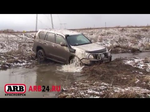 ARB 24 Land Cruiser Prado 150 2012